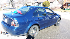 2002 VW Jetta  TDI (Deisel) gas saver !!