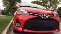 BRAND NEW 2015 Toyota Yaris the SE 1.5LT with starter