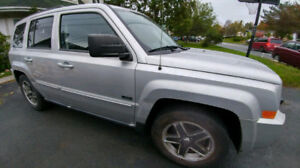 2009 Jeep Patriot, 2 year MVI, Price Reduced Now Only $4200