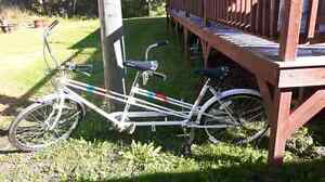 2 seater bicycle for sale