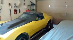 1977 CORVETTE//ALMOST FINISHED//7'K FIRM