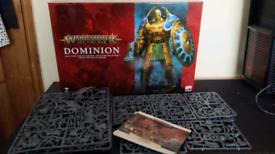 Warhammer - Age of Sigmar, Dominion. (Krual Boyz Only)