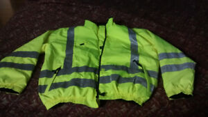 brand new hi vis made by hh