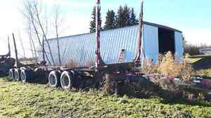 Jeep and poll log  trailers for sale Strathcona County Edmonton Area image 9
