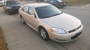 2010 Chevrolet Impala Flex Fuel