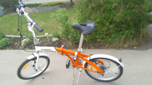 U-Haul folding bikes new just out of the box $400