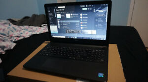 DELL laptop 1 TB hard drive, 8 gigs of ram, 15.6 inches screen