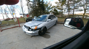 2001 honda civic parts...