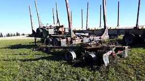 Jeep and poll log  trailers for sale Strathcona County Edmonton Area image 10