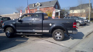 2004 Ford F-150 Lariat SuperCab 5.5-ft Box 4 LEATHER LOADED
