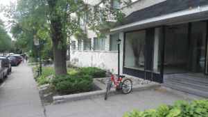 Spacious 4-1/2 Condo in OUTREMONT for rent (lease for assignment