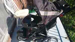 Stroller expedition