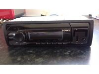 Sony Car Stereo/Radio USB & Aux