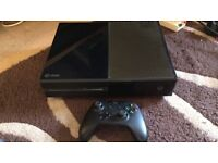 Xbox One 500gb with Dead Rising 3 & Rare Replay