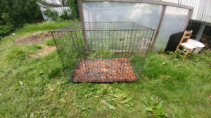 Cage pour animaux $20  514 347 0430