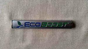 EcoBoost set of 2 emblems