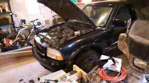 2001 GMC Jimmy Coupe PARTS ONLY