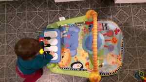Baby Piano Gym by Fisher Price London Ontario image 2