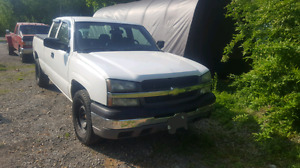 05 Chevy Silverado 4x4