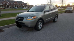 2009 Hyundai Santa Fe AWD - safety certified