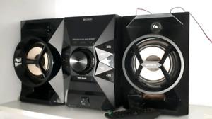 Sony home radio system