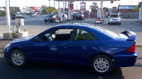 2004 Honda Civic LX 2 Door Coupe Only $ 3999 / on SALE ! ! !