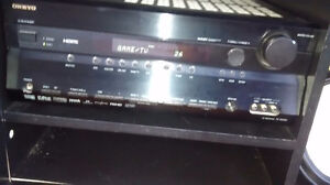7.1 Onkyo Surround System with Ipod dock!!