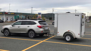 motorcycle or cargo transport from GTA to Nova Scotia June 25th