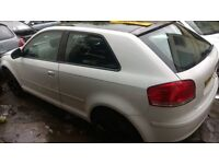 Breaking Audi A3 Parts Only 2.0 Fsi AXW