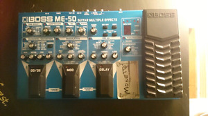 Boss ME-50 for sale! **REDUCED PRICE**
