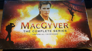 Macgyver The Complete Series - still in packaging