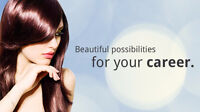 Seeking Hair Stylists & Beauty Consultants