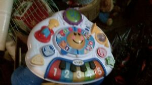Toddler music table