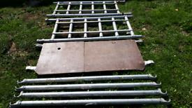 Scaffold Aluminium Access Tower Components