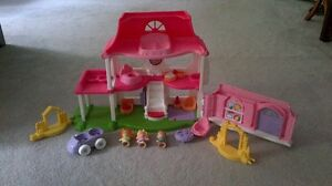 Fisher Price, Little People Doll House Play Set