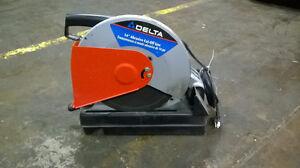 Delta cut saw