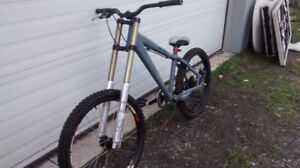 Custom Norco Manik DJ Dirt Jumper Bike
