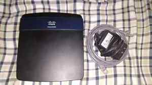 Linksys EA3500 N750 Wifi Router!