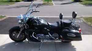 2006 Yamaha 1300 cc Midnight Royal Star Tour Deluxe