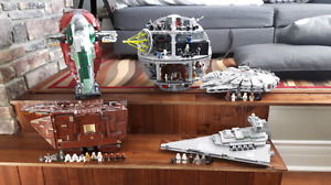 Lego Star Wars Collection For Sale