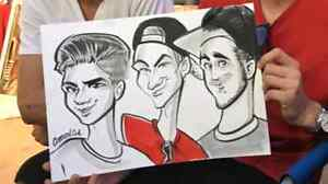 caricature show for events  West Island Greater Montréal image 1