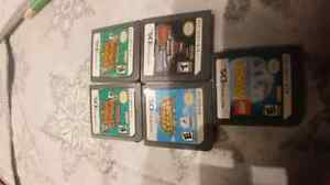 5 nintendo ds games