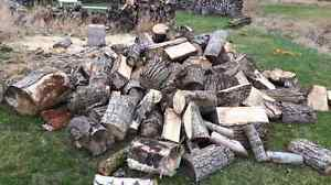 Fire wood for sale $100