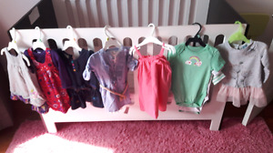 BRAND NEW with tags baby gir clothing 9 to 24 months