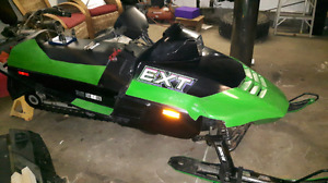 92 arctic cat snowmobile 550 ext special