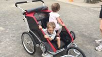 Brand New Chariot Cougar 2 - Kids not included