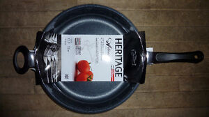 *NEW* Ceramic Non Stick Frypan Frying Fry Pan 32 cm 12.5 inch