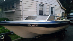 Boat for sale (NEW PRICE)