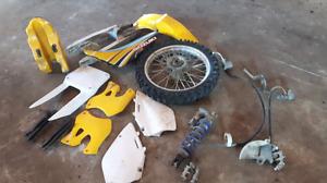 1997 rm250 parts