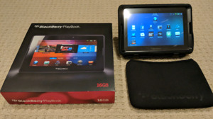 Blackberry Playbook Tablet 16GB